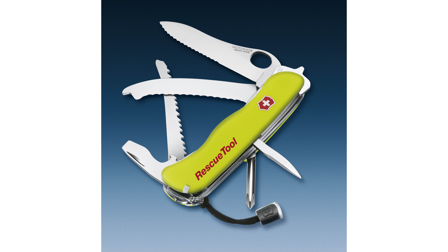 Logo Rescue Knife
