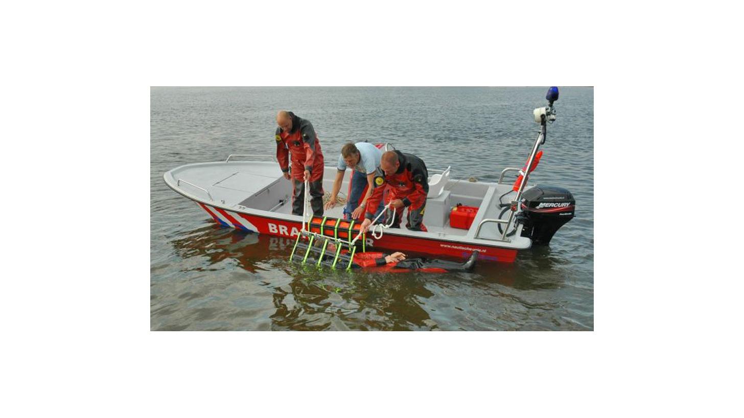 Logo Personnel Rescue Cradle