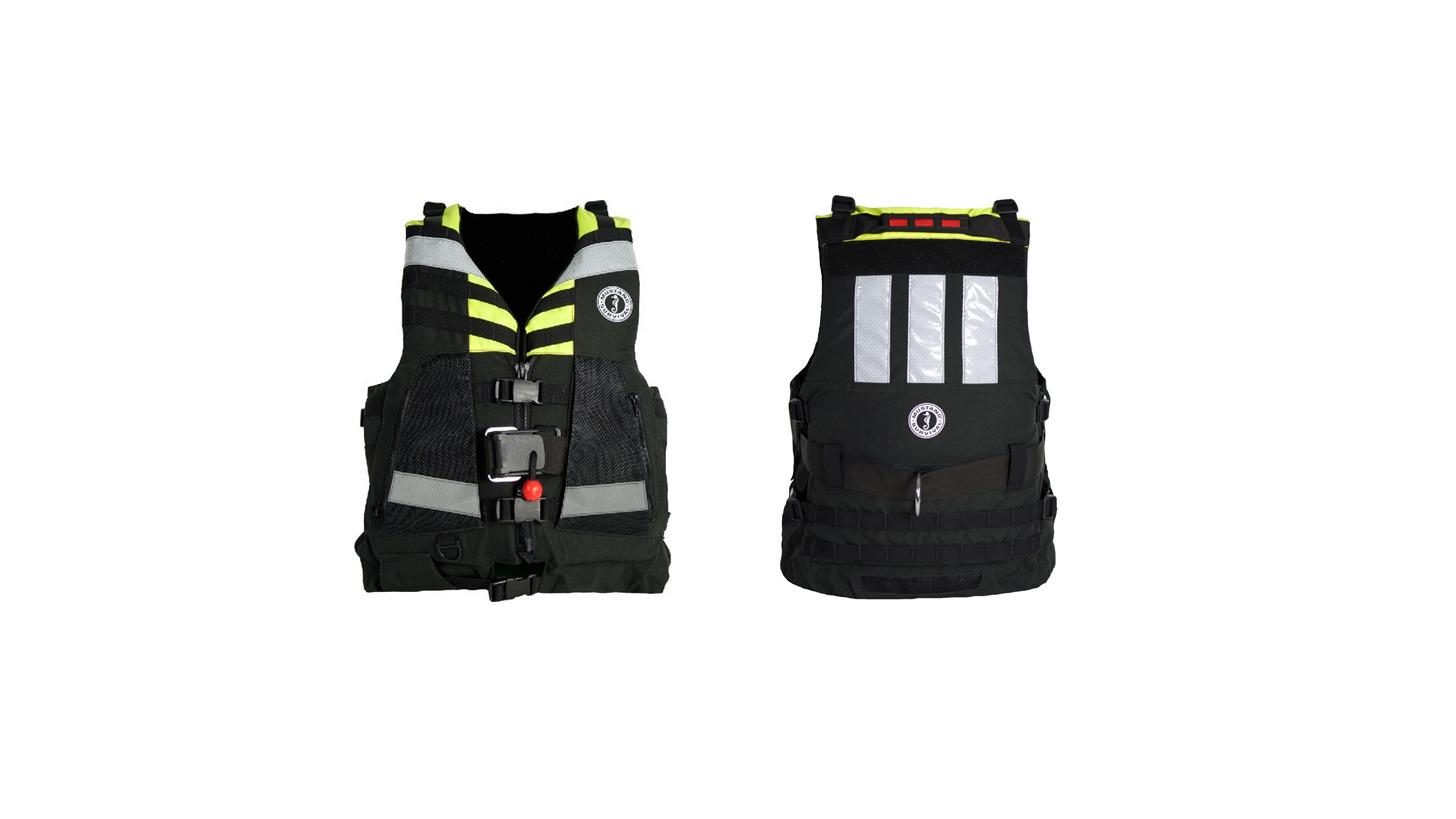 Logo Swift Water Rescue Vest