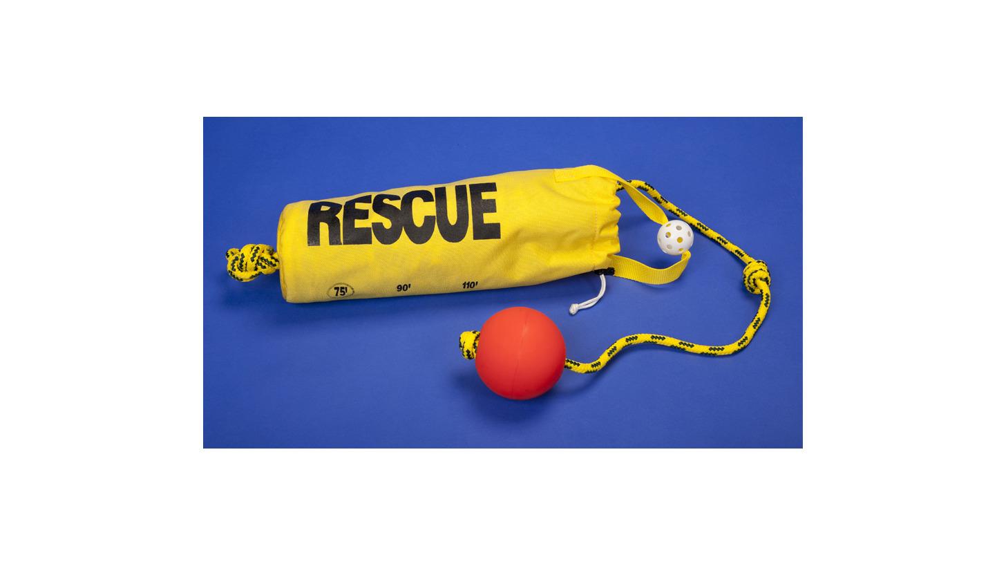 Logo Rescue Throw Bag