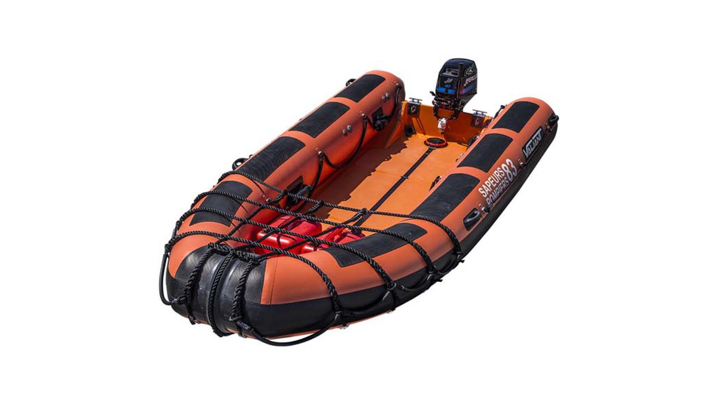 "Logo Valiant 480 RH ""Rescue"""