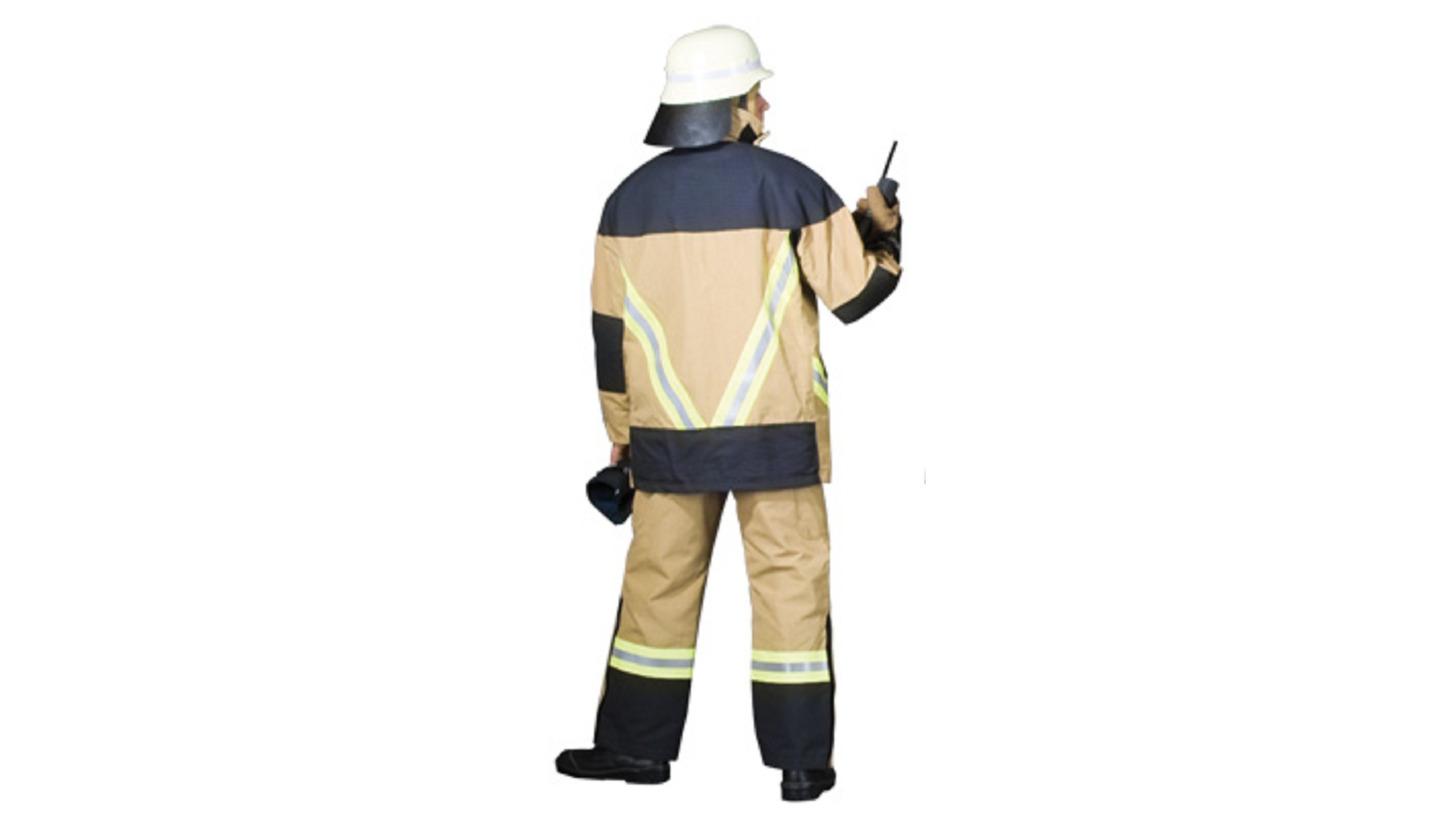 Logo Schutzbekleidung Überhosen