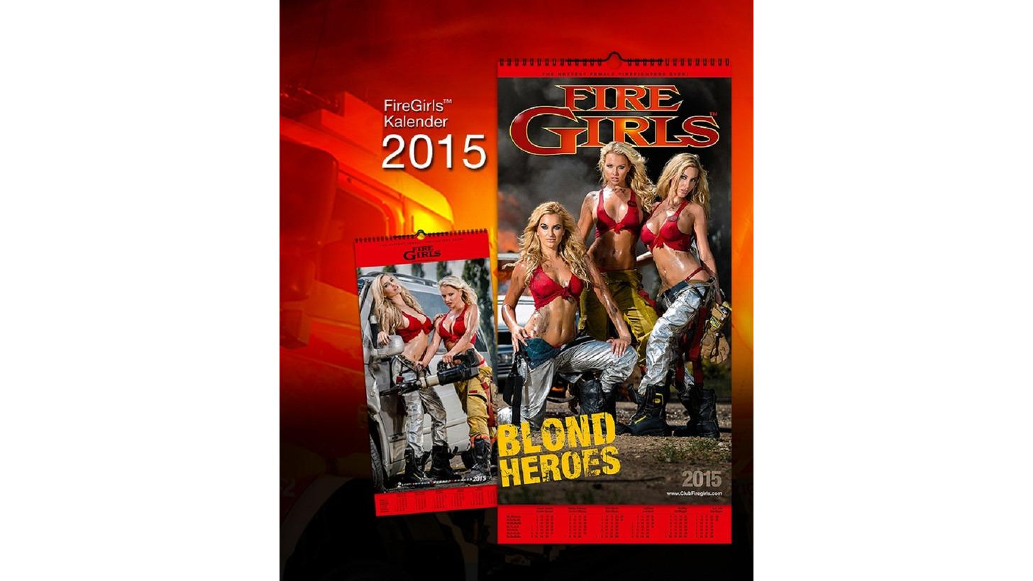 Logo Kalender FireGirls™ 2015