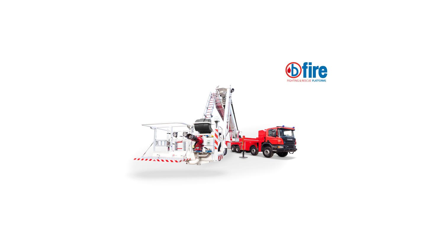 Logo B-Fire 620