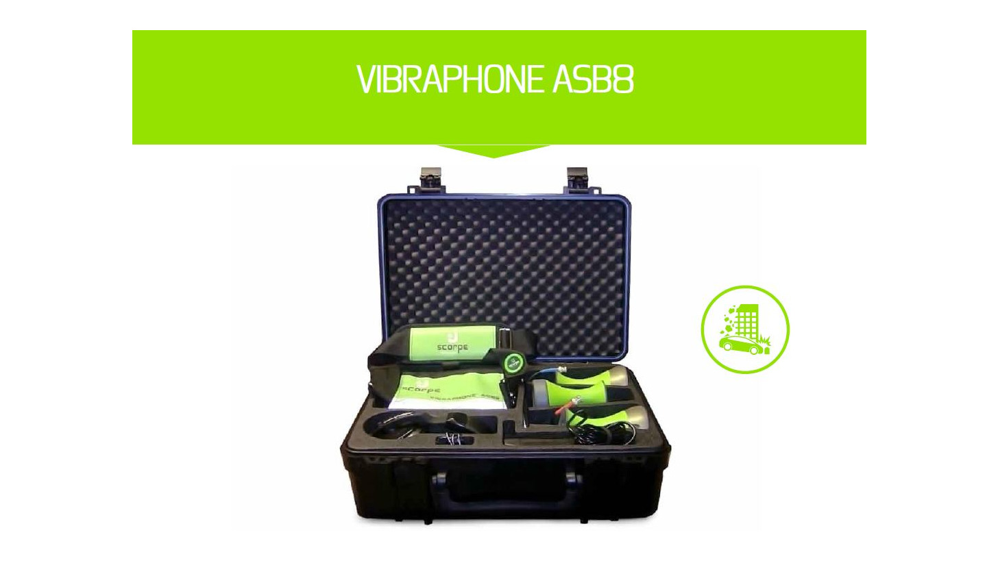 Logo VIBRAPHONE ASB8