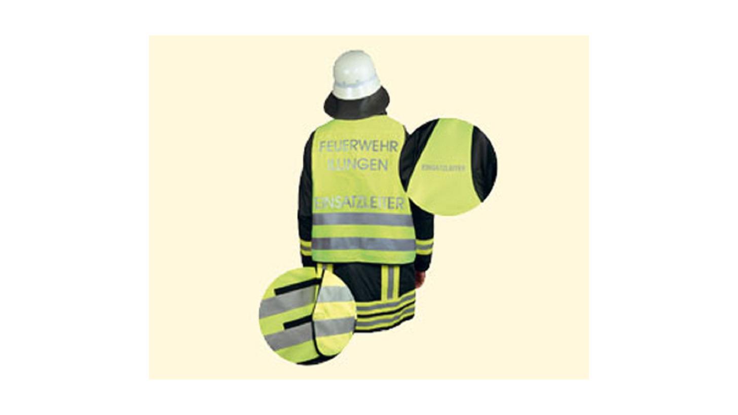 Logo Kennzeichnungswesten für Einsatzkräfte