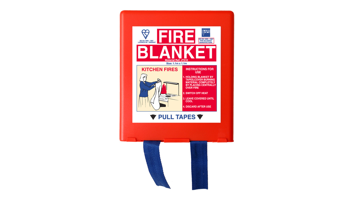 Logo Jactone Premium Range Fire Blankets