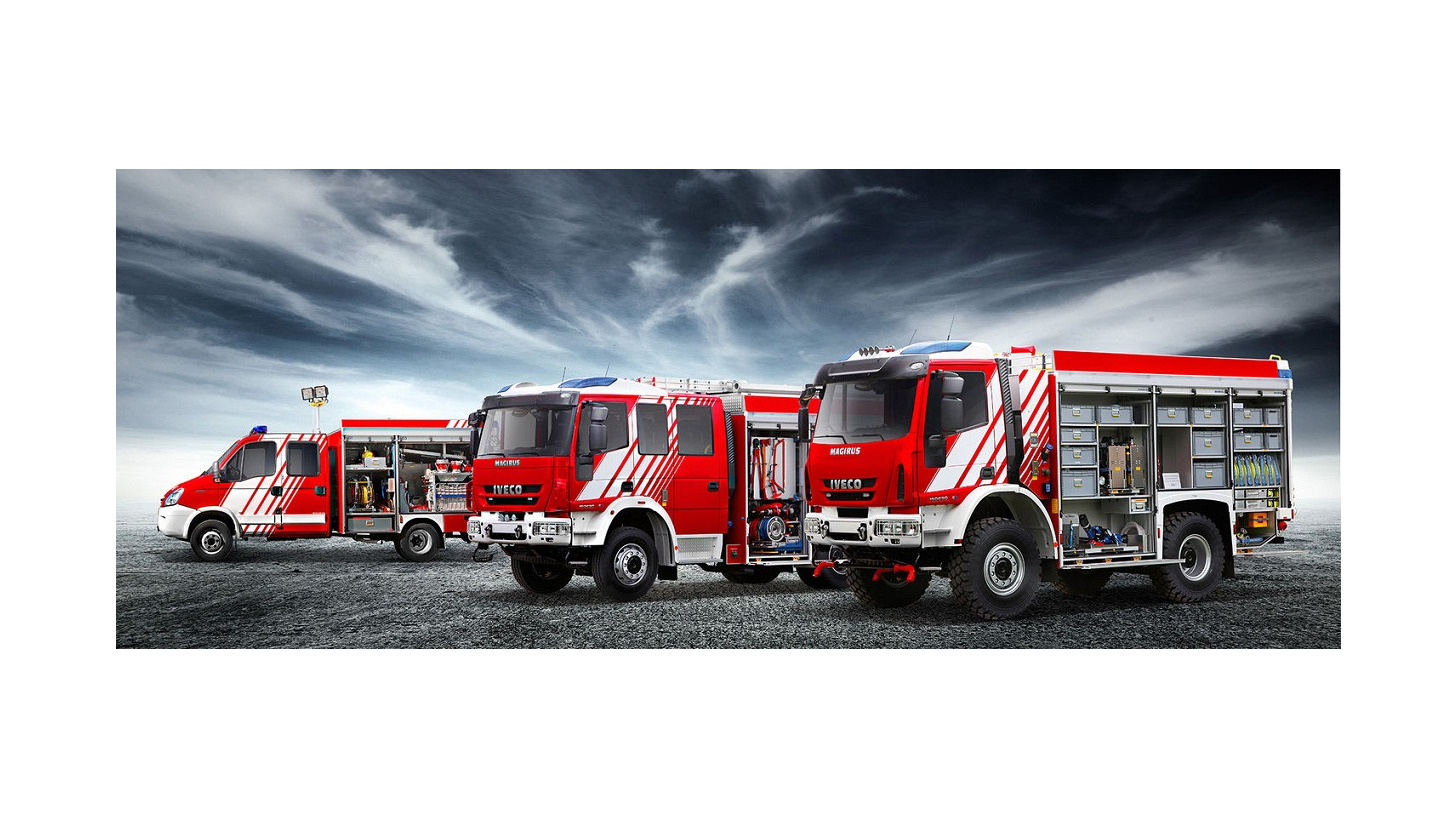 Logo Fire Engines