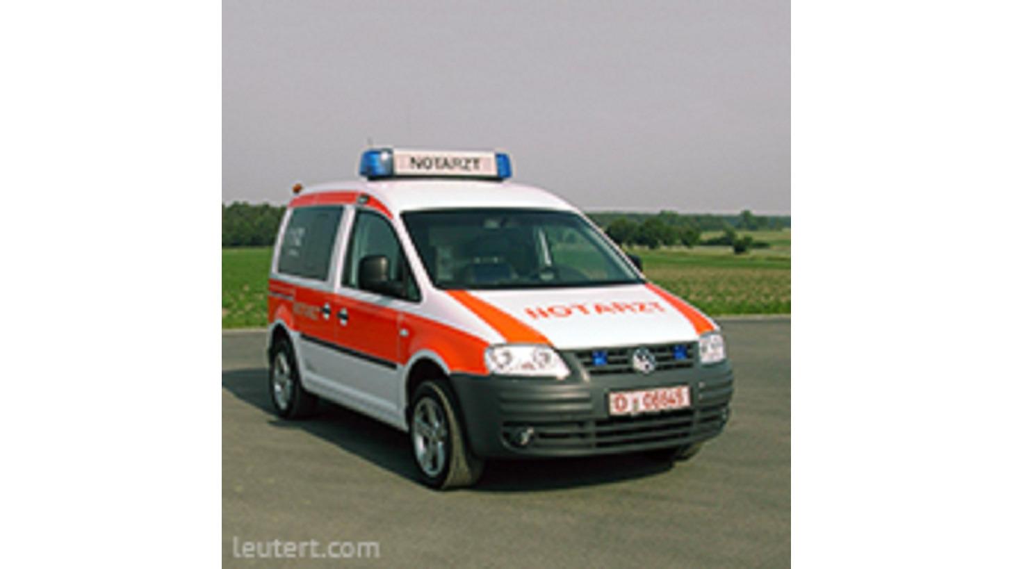 Logo Notarzteinsatzfahrzeuge NEF