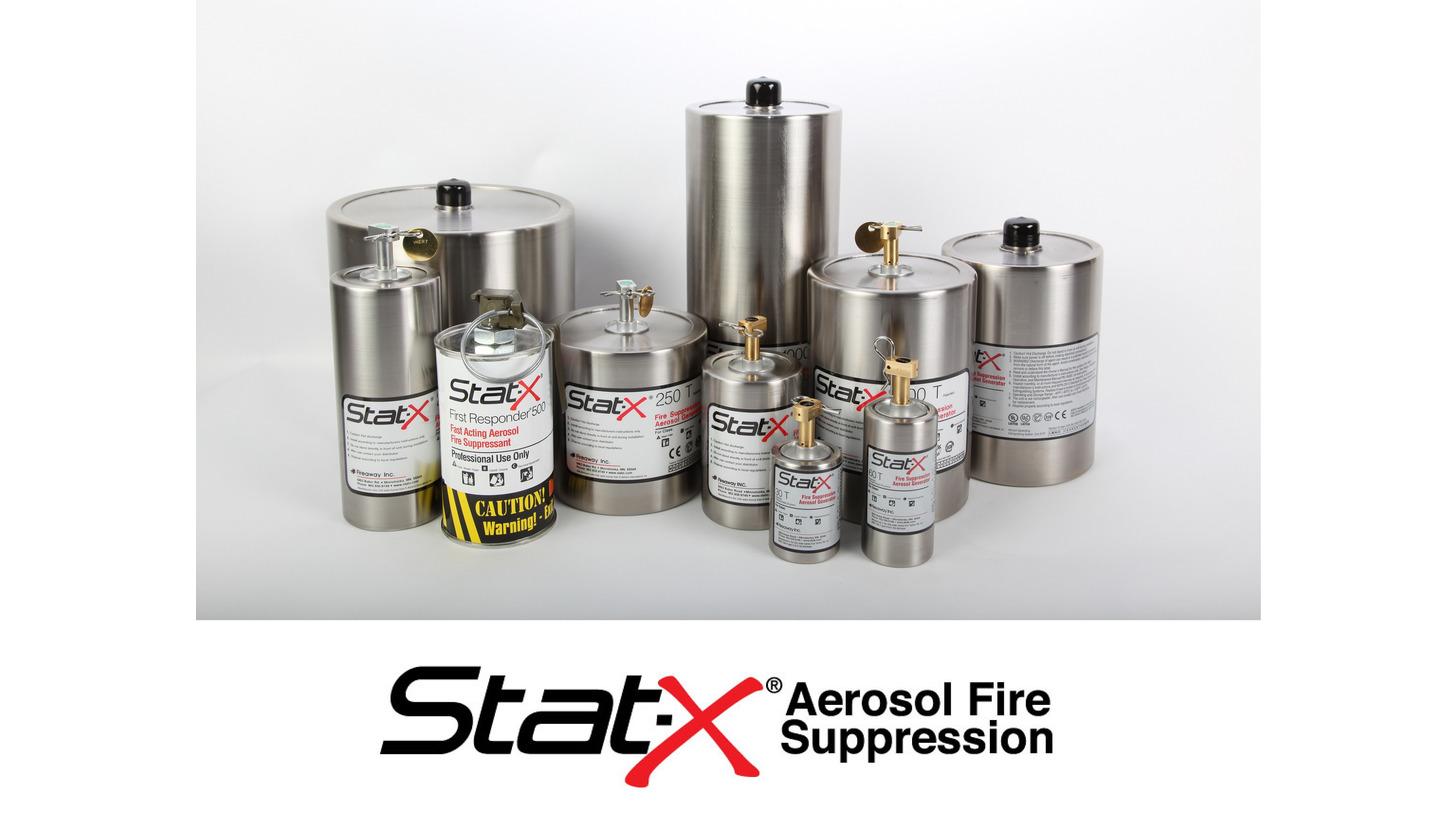 Logo Condensed Aerosol Fire Extinguishing