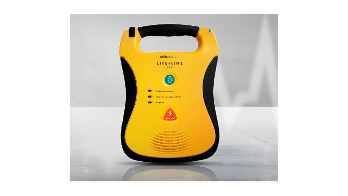 Logo Lifeline AED