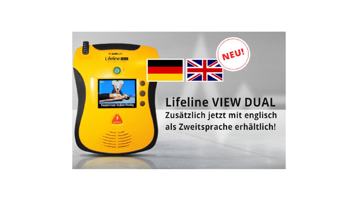 Logo Lifeline VIEW AED