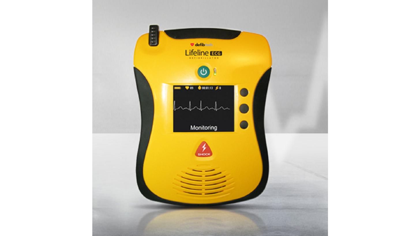 Logo Lifeline ECG