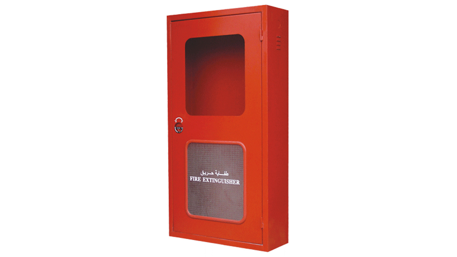 Logo Fire Extinguisher Cabinet