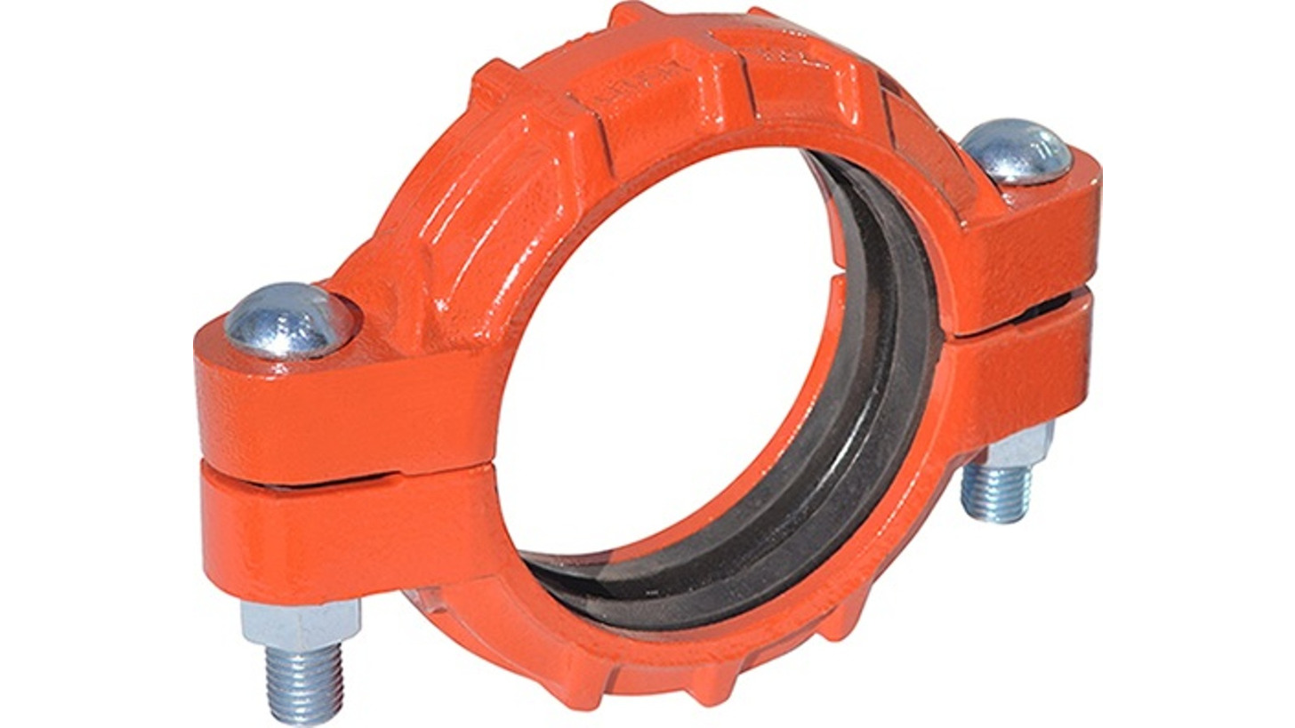 Logo Heavy Duty Flexible Coupling