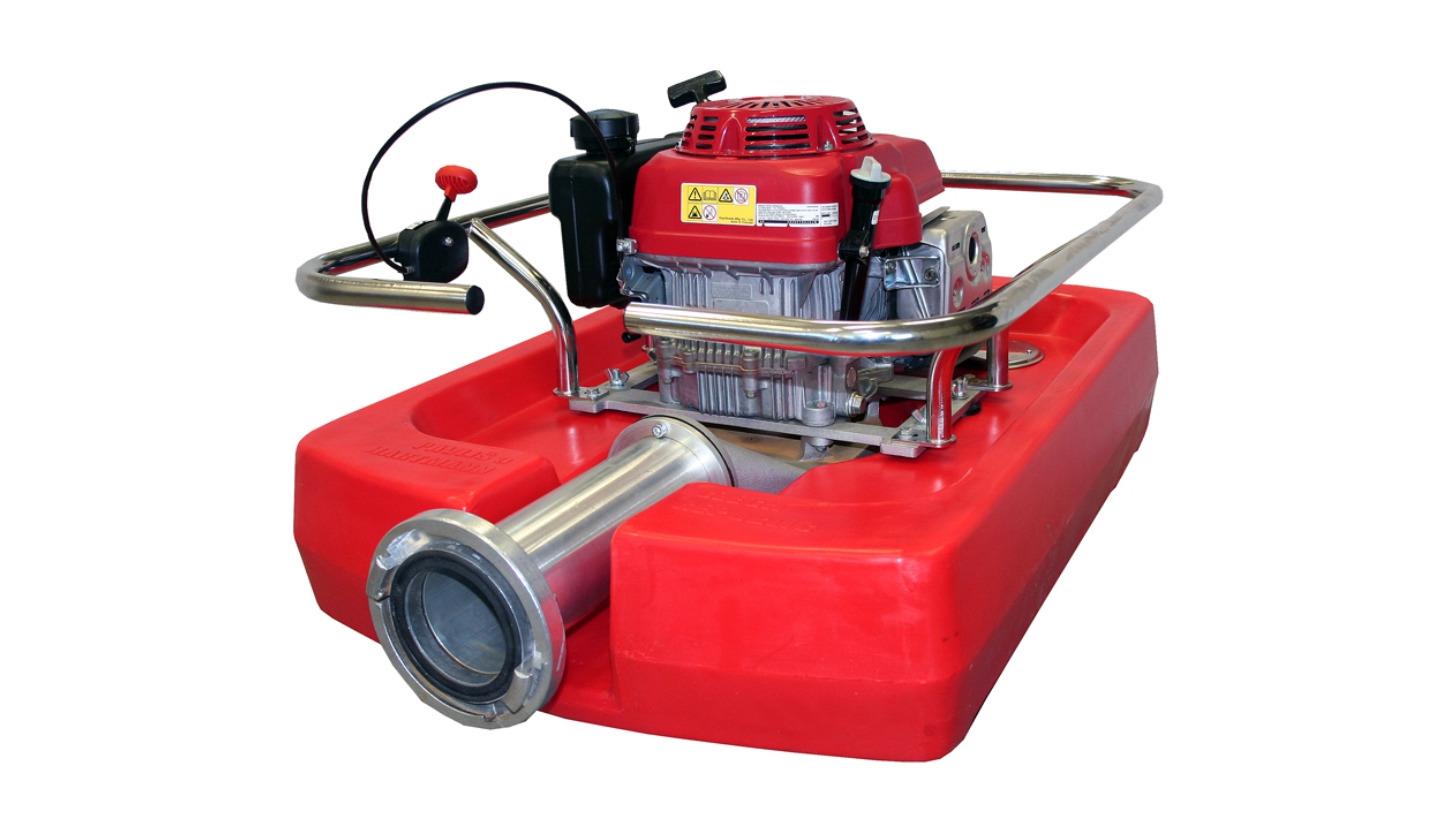 Logo Fire-fighting equipment