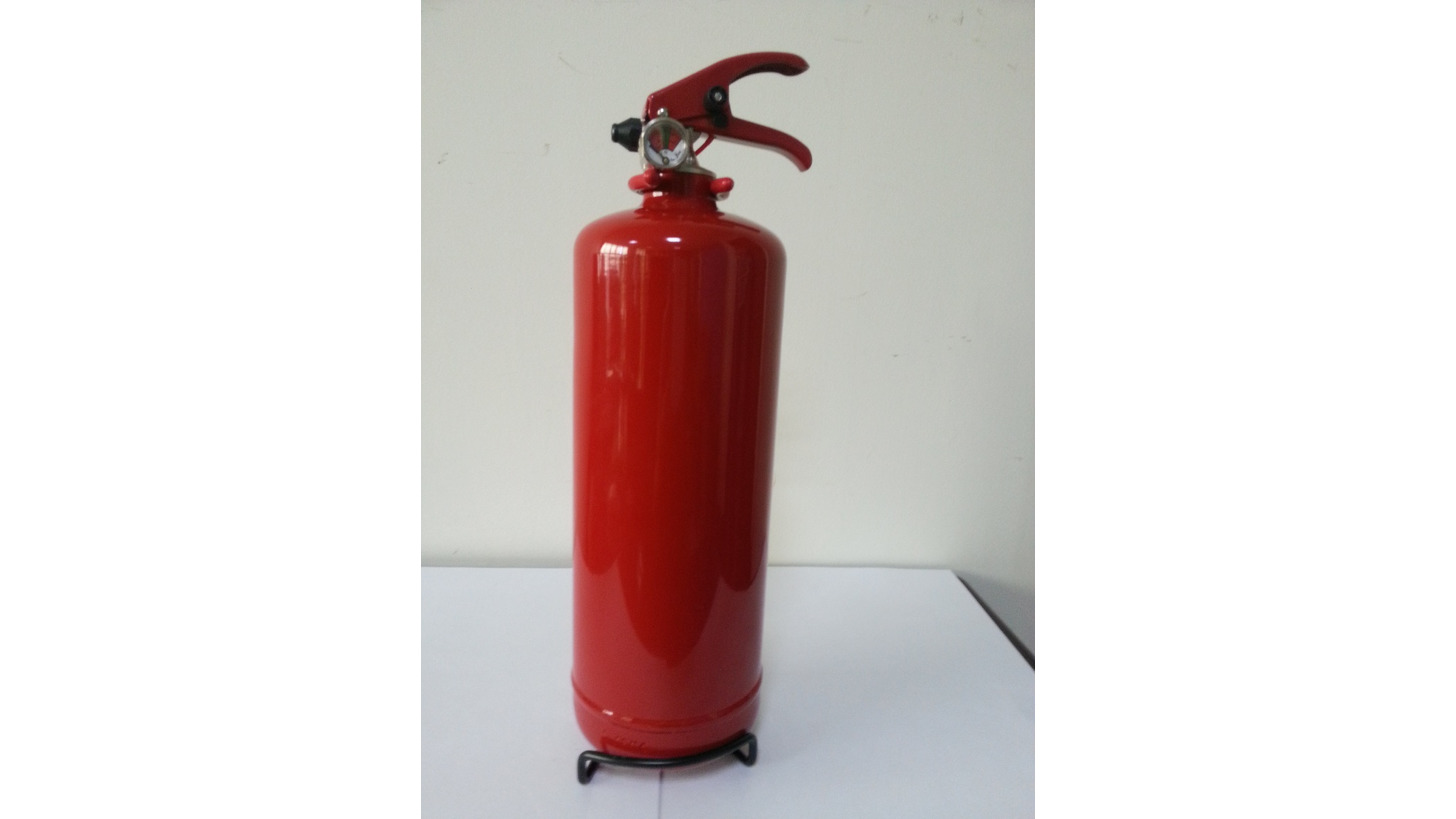 Logo 2L Foam Fire Extinguisher
