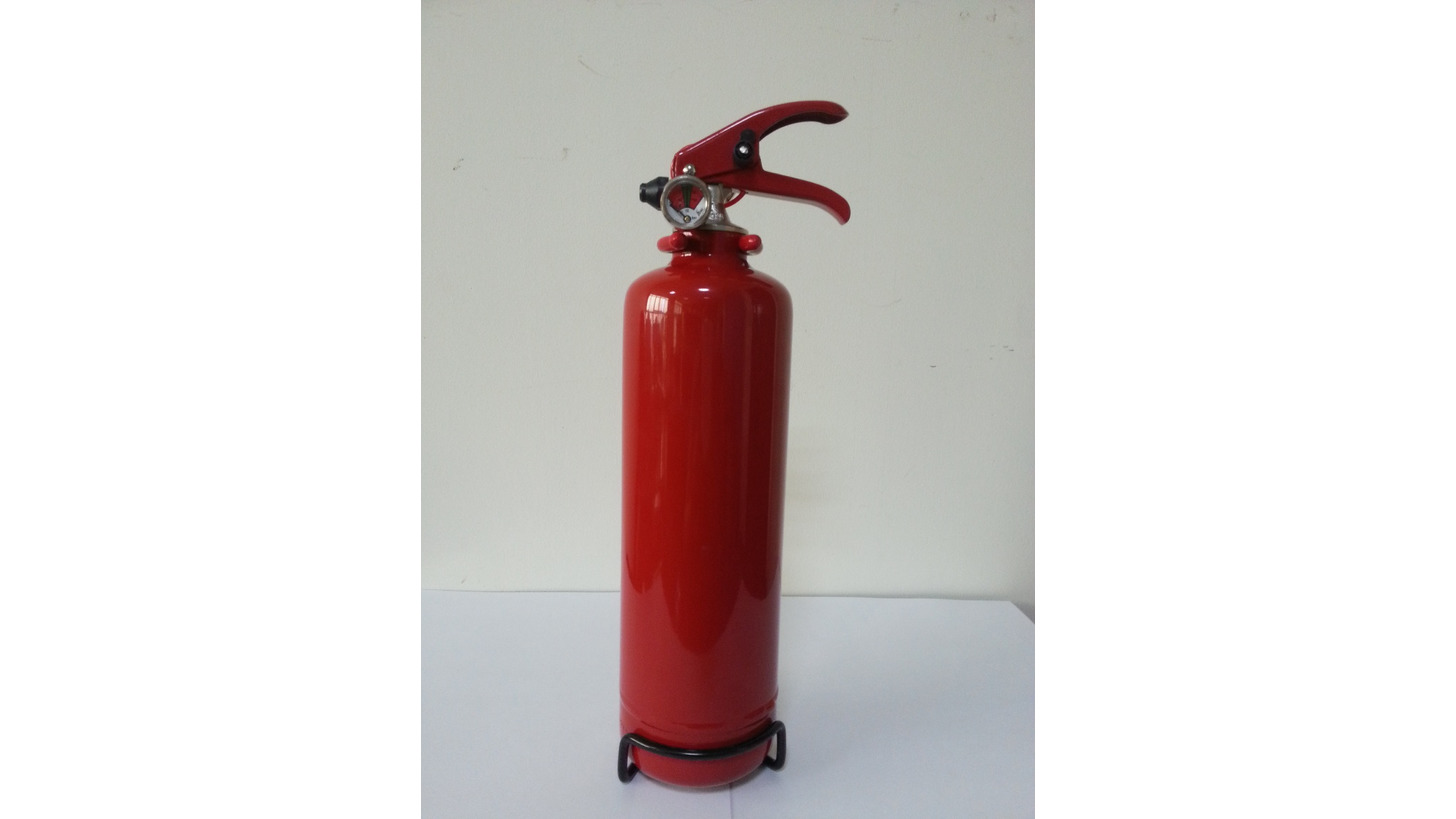 Logo 1L Foam Fire Extinguisher