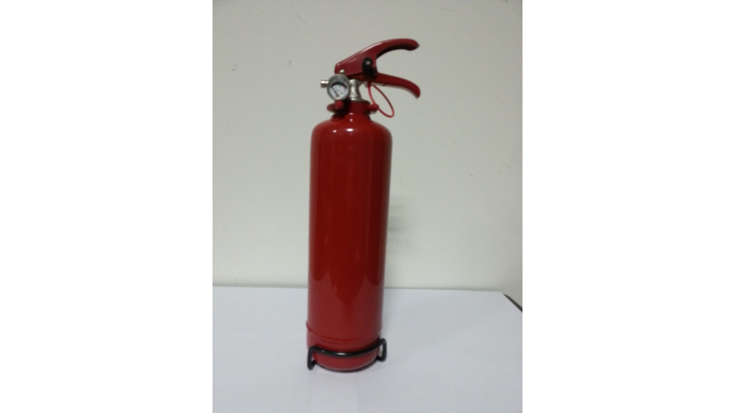 Logo 1KG Dry Powder Fire Extinguisher