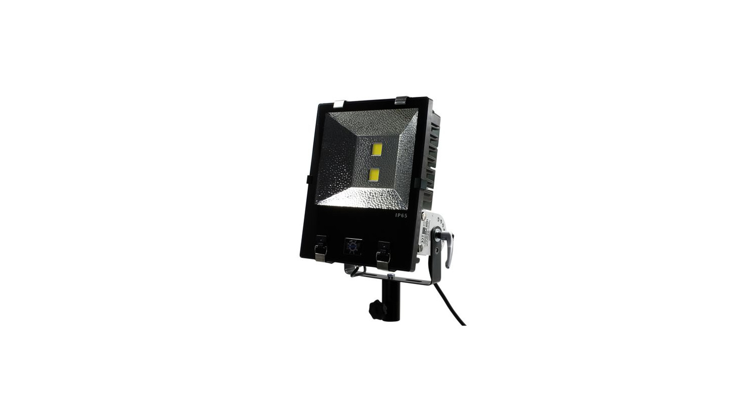 Logo Fire brigade LED floodlight 150W
