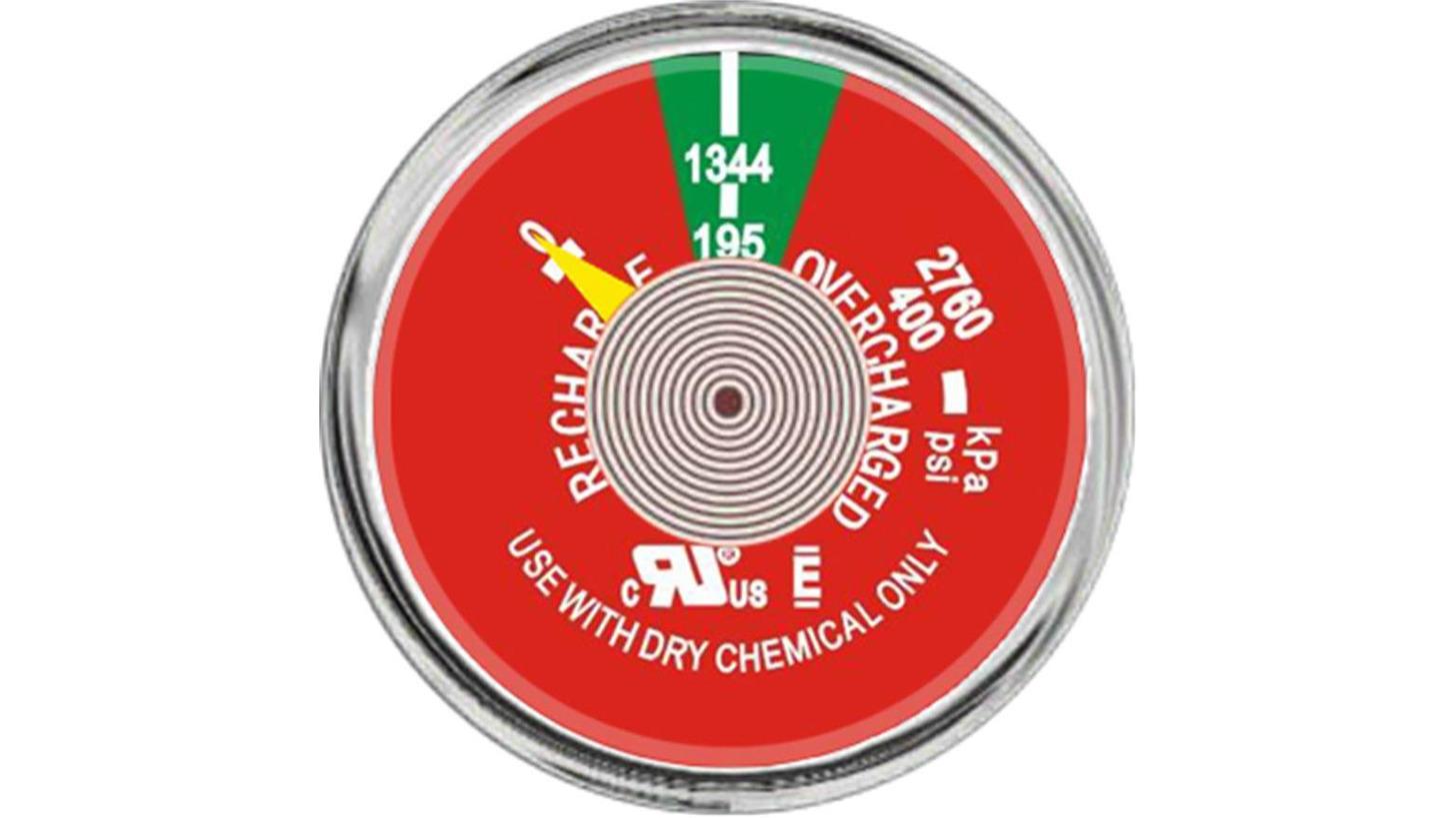 Logo GAUGES FOR FIRE EXTINGUISHERS