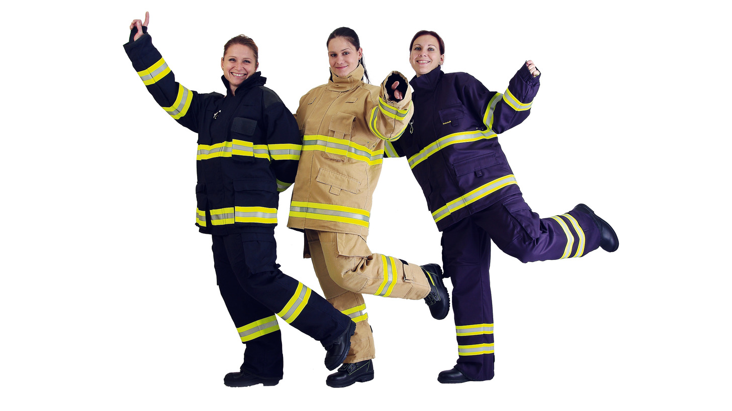 Logo Protective Garments for Fire and Rescue
