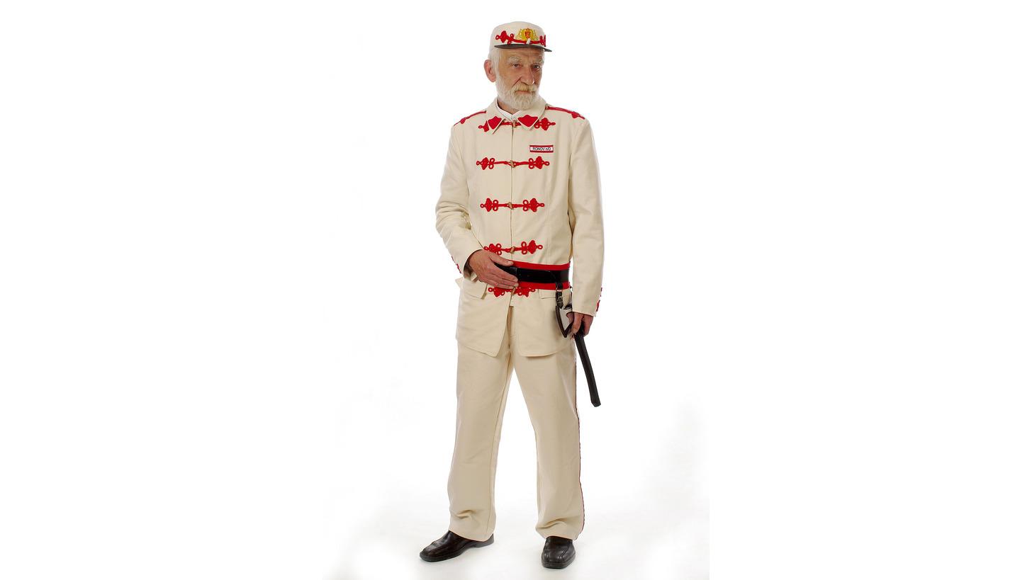 Logo Firefighter's Historical Uniforms