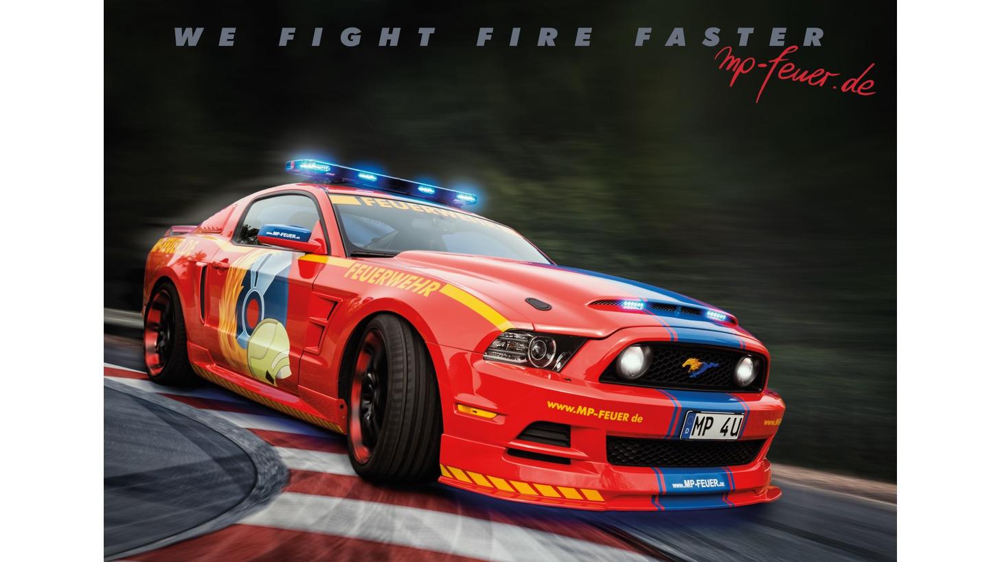 Logo MP-FEUER Mustang
