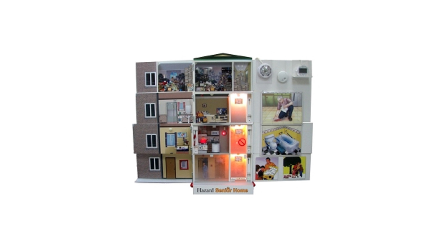Logo Hazard Senior Home FHA.SR