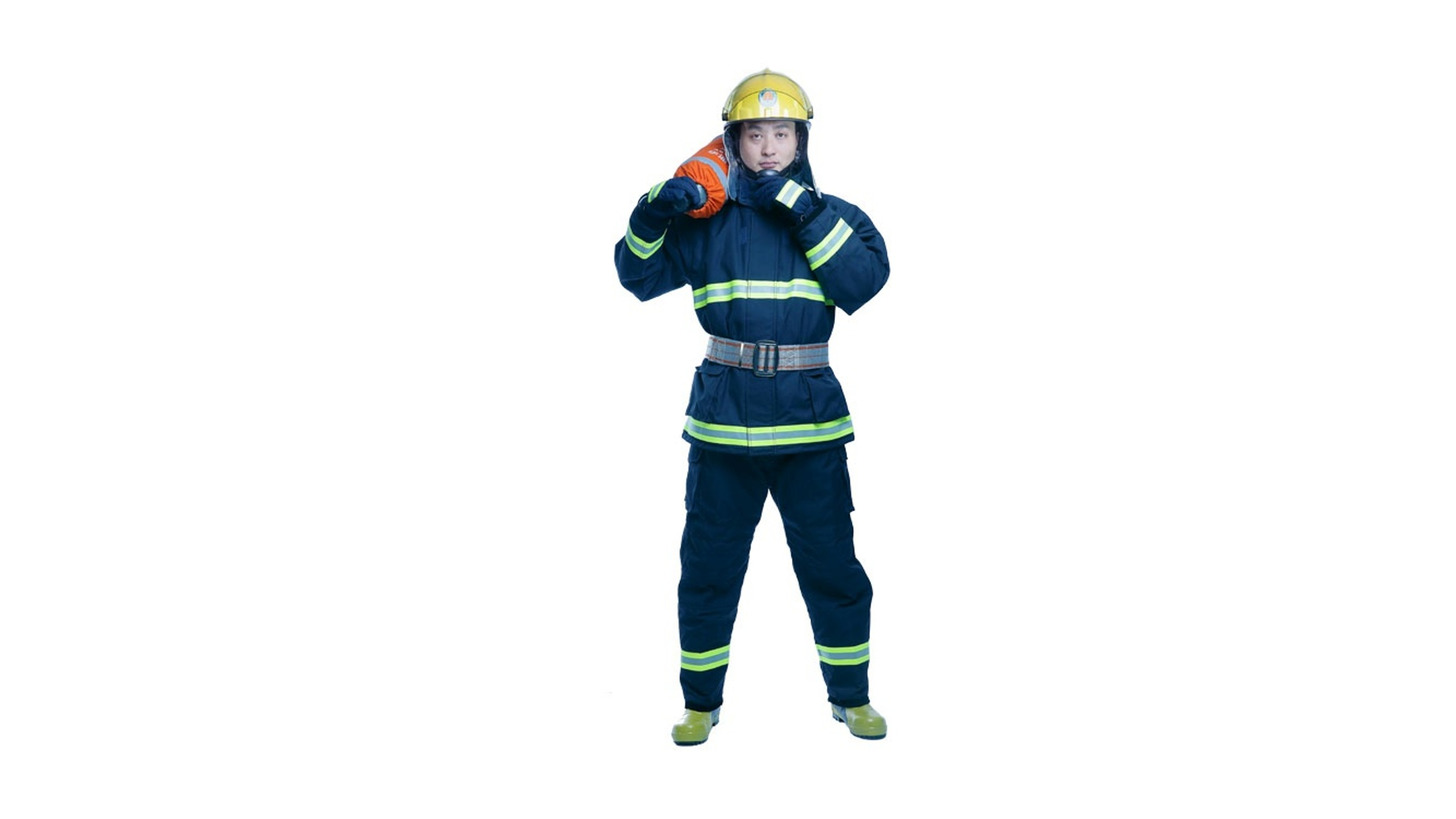 Logo Fireman Firefighting Clothing