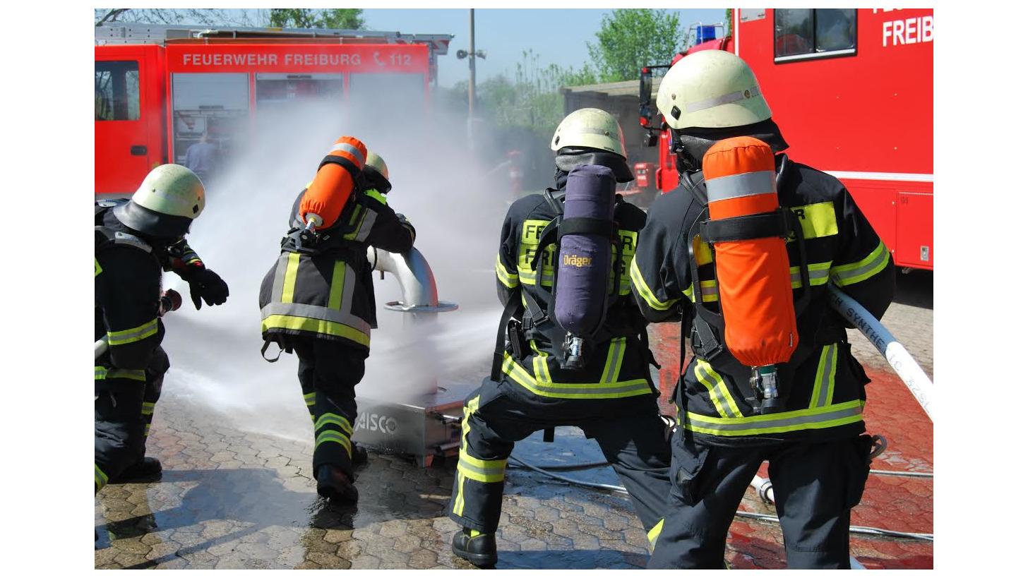 Logo AISCO Industrieventil für Firetrainer