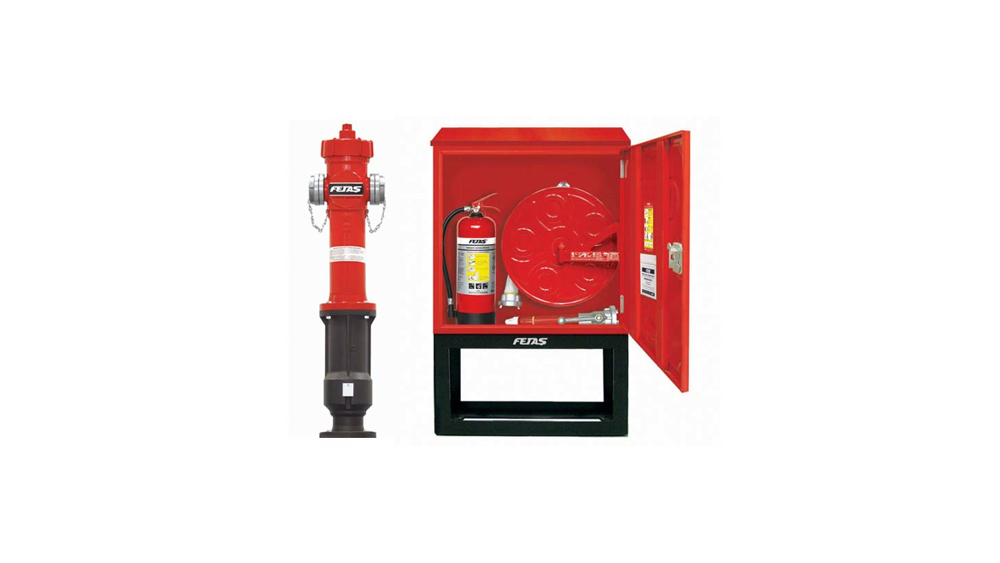 Logo Fire Hydrants and Hydrant Cabinets