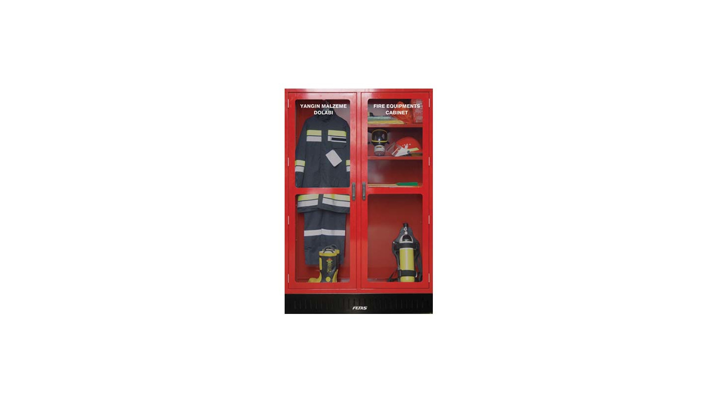 Logo Flammable Material Storage Units
