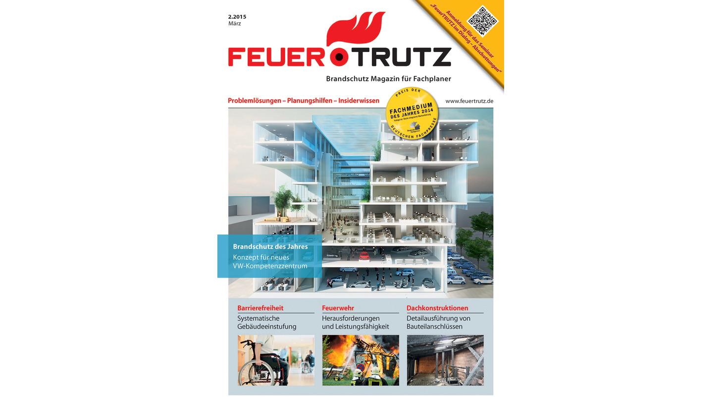 Logo FeuerTRUTZ Magazin