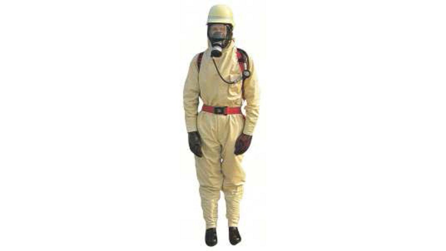 Logo Kontaminationsschutz - Kleidung