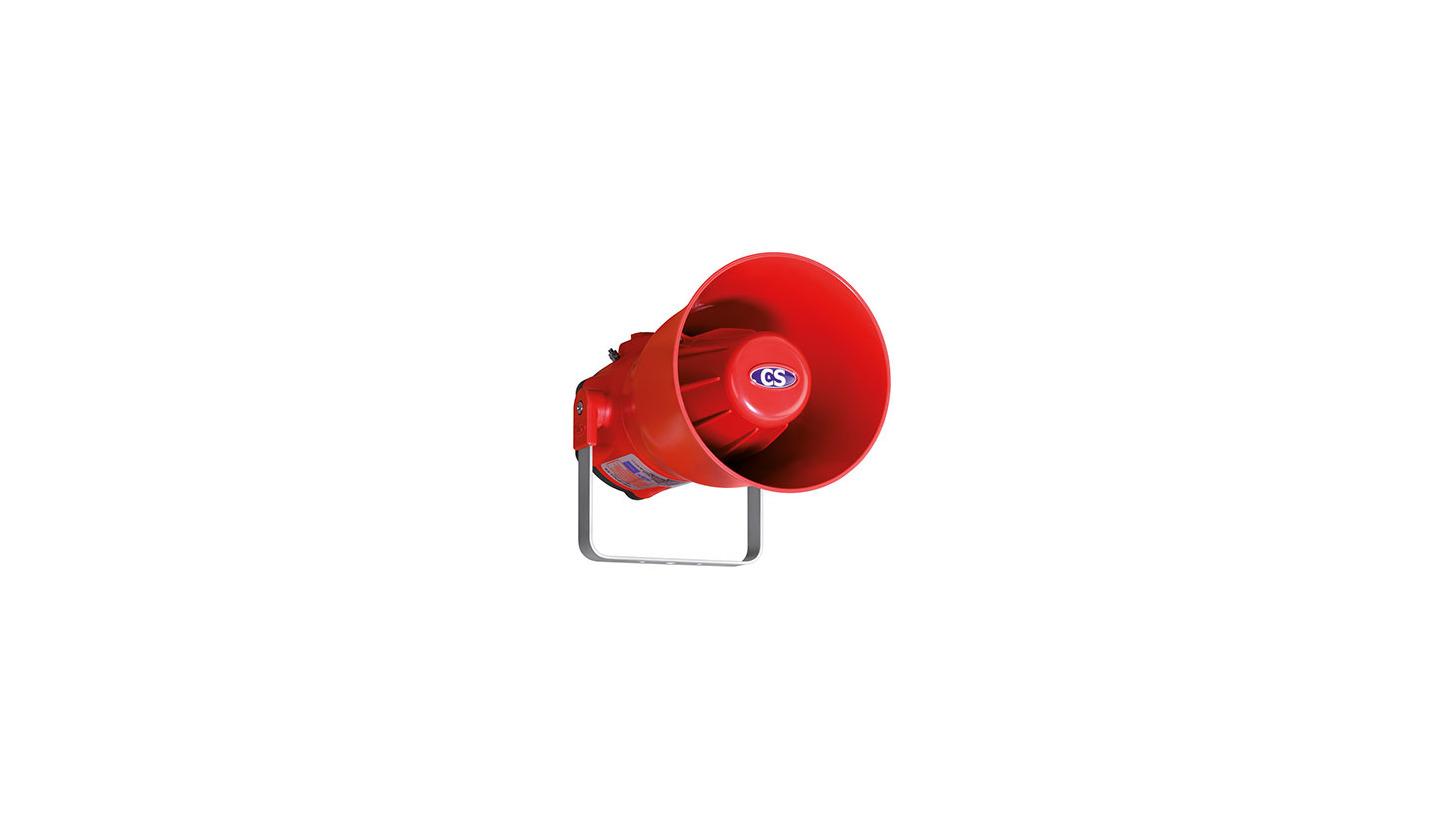 Logo Flameproof Audible Signal - 115 dB (A)