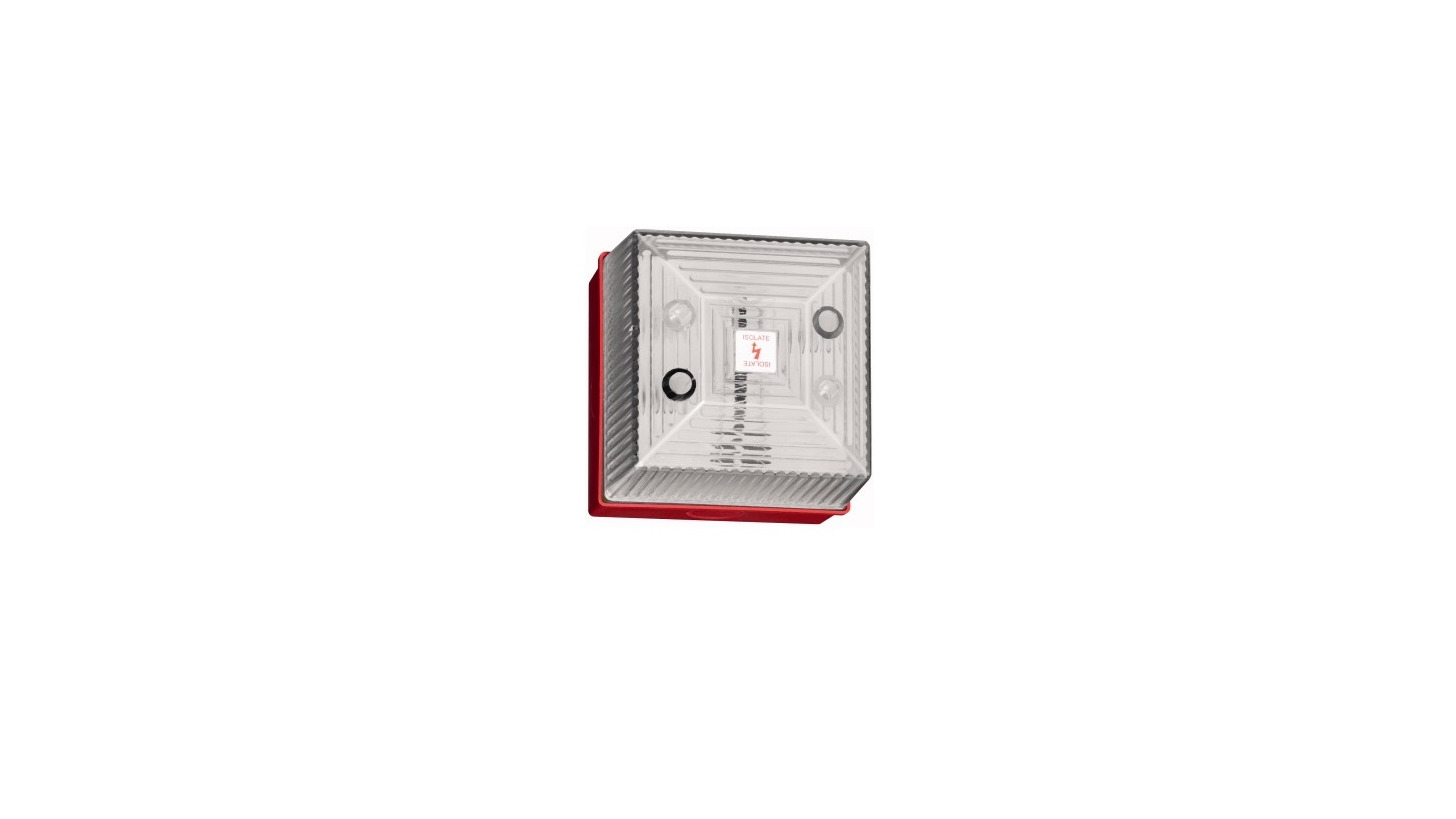 Logo Visual Alarm Device EN54 - 23