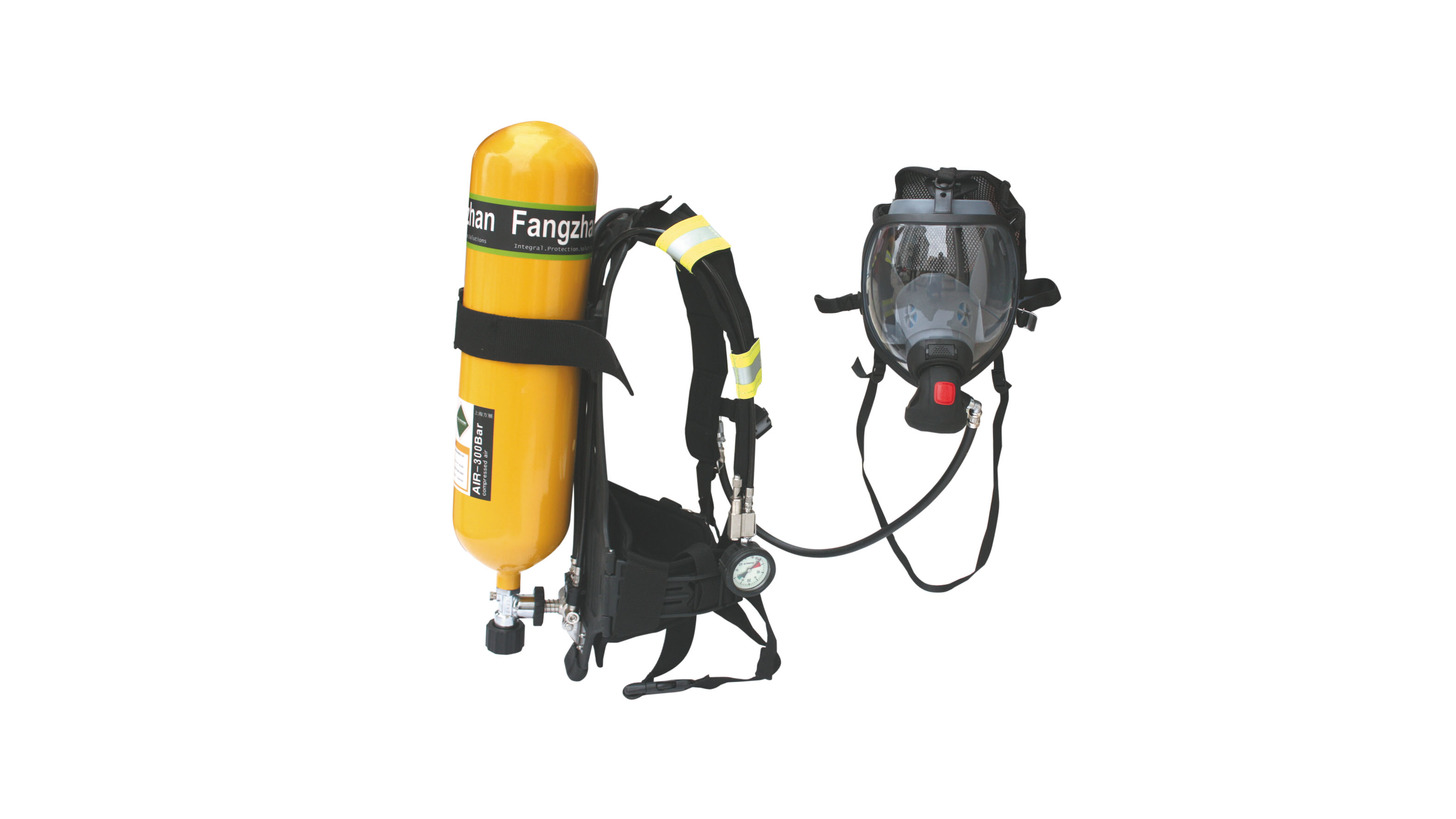 Logo 6L Self contained breathing apparatus
