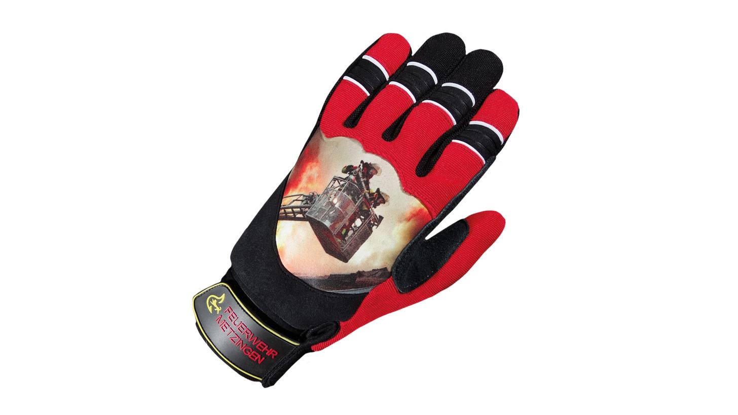 Logo Handschuhe selbst designen