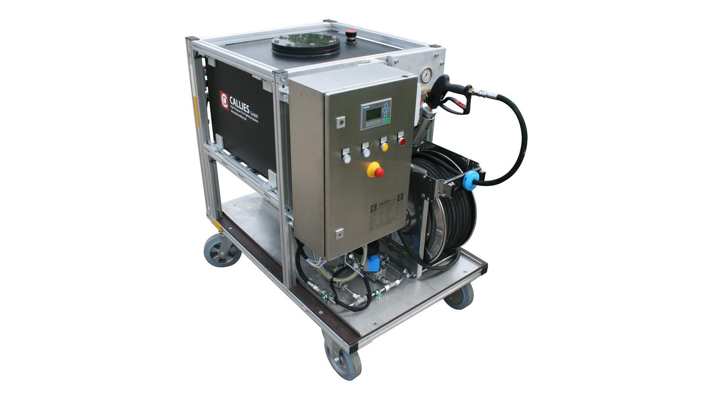 Logo Callies Hochdruck-Wassernebel-Systeme