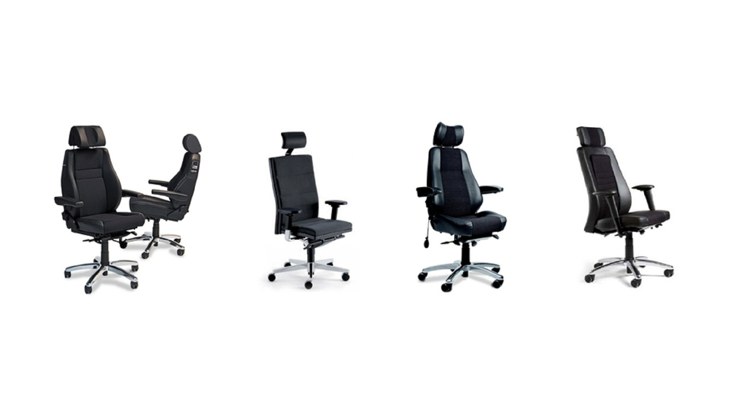 Logo 24/7 Control Room Chairs