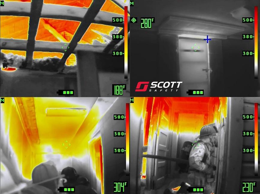 Logo X380N Thermal Imaging Camera Launch