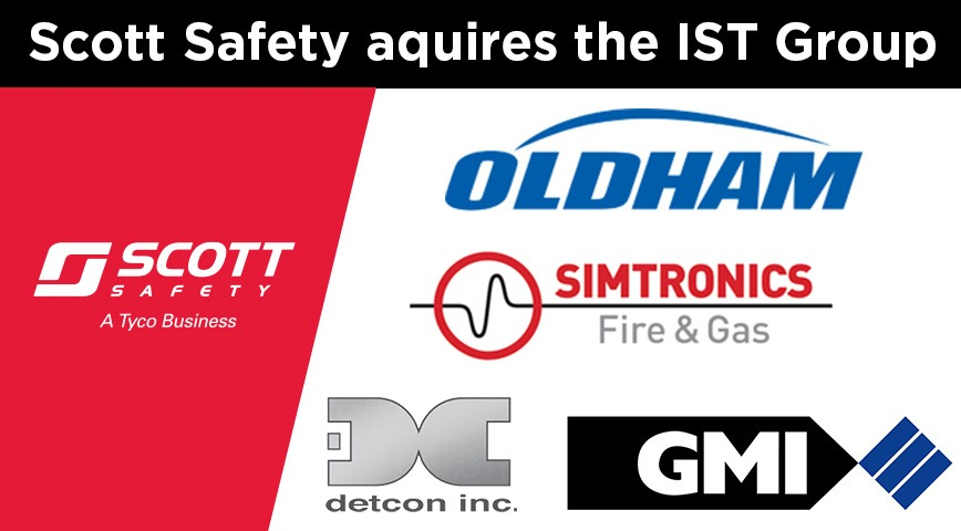 Logo Scott Safety Completes Acquisition IST