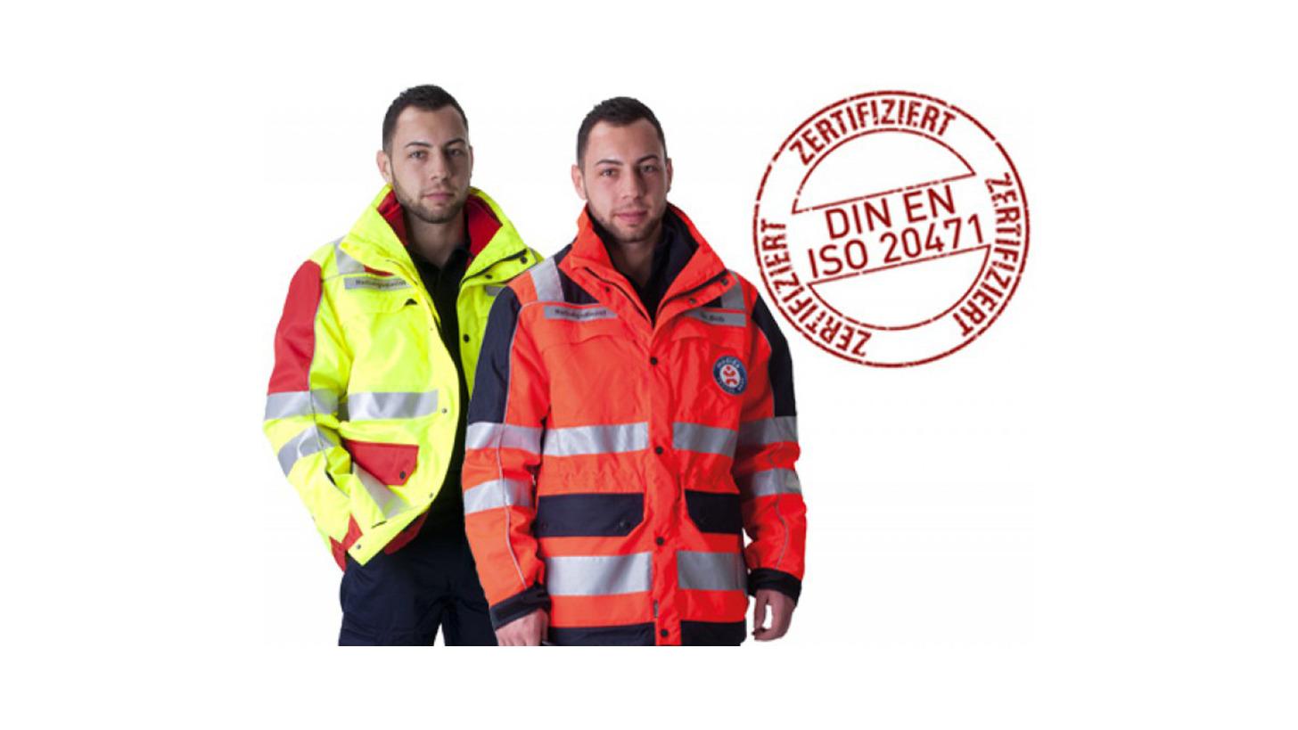 Logo Rettungsdienstjacke Sympatex