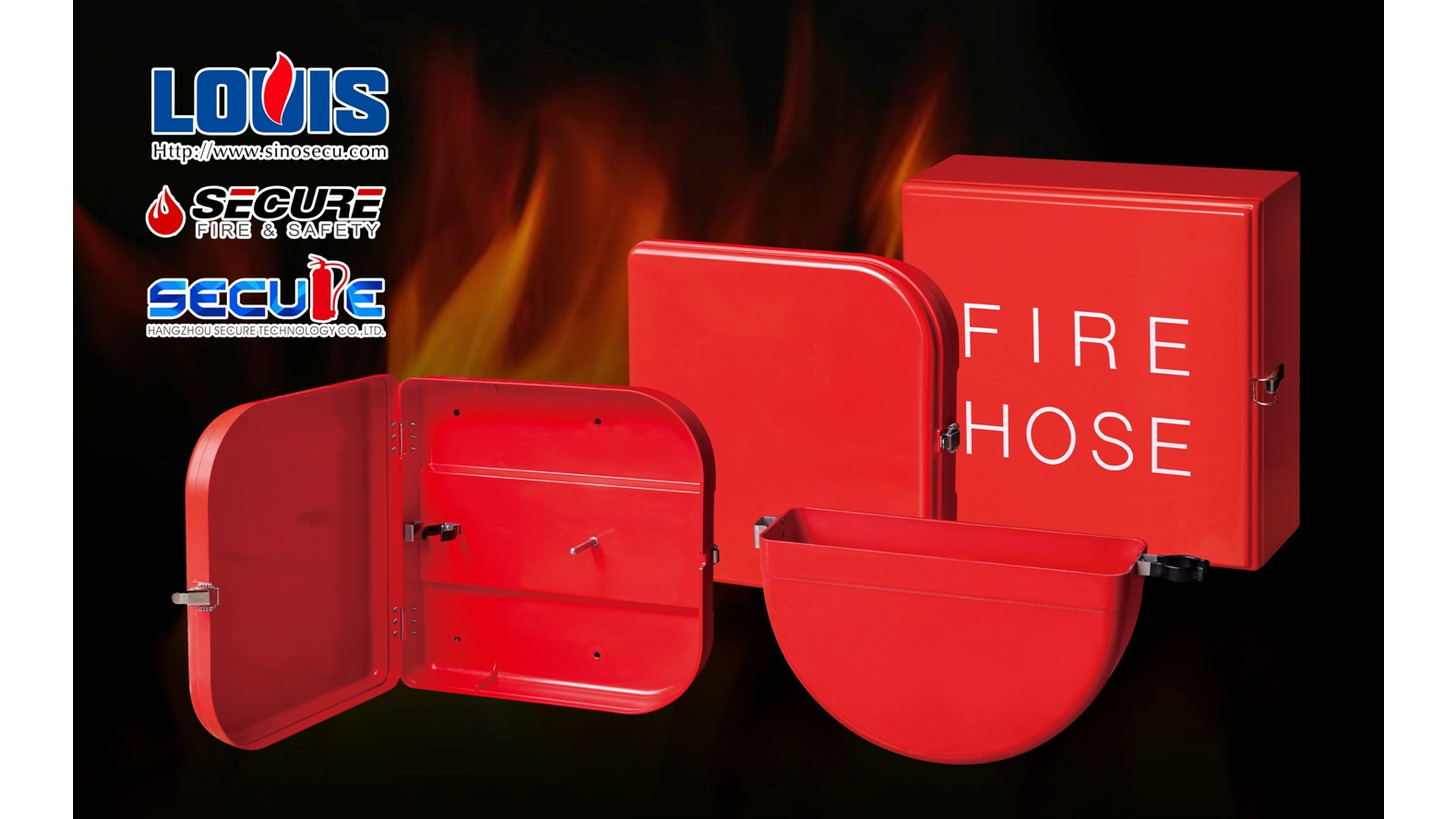 Logo FRP Cabinet for Hose Reel