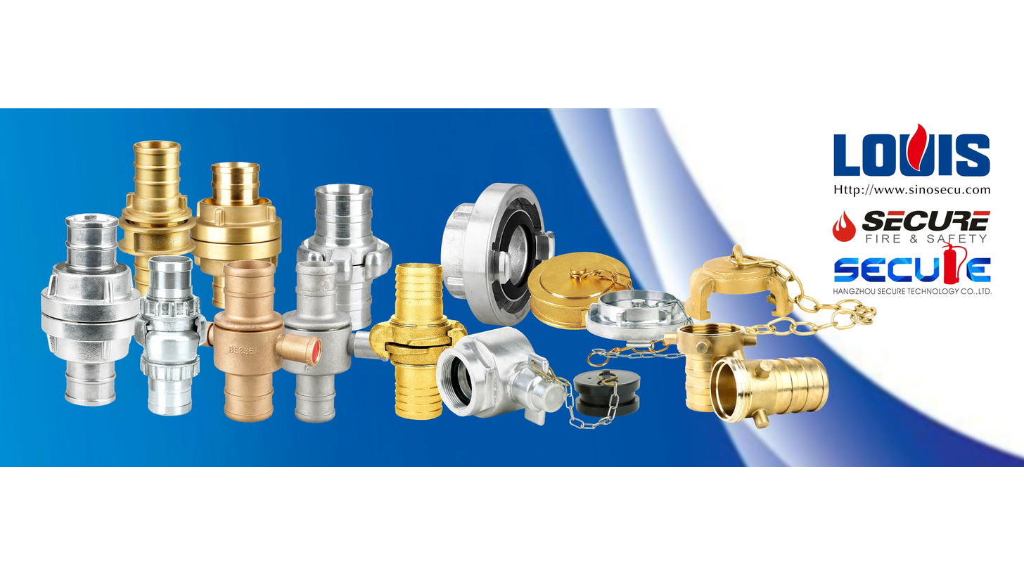 Logo Coupling and Fittings