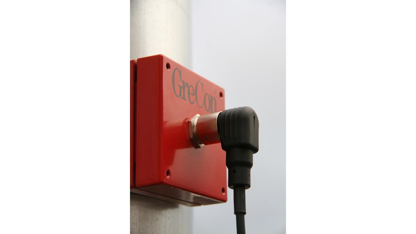 Logo Spark Detection & Extinguishment System
