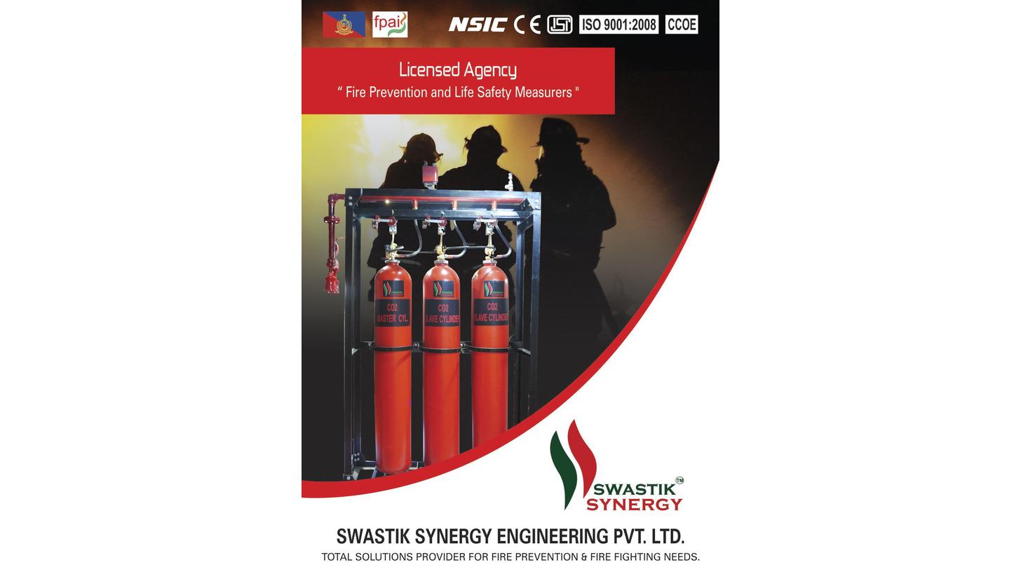 Logo CO2 Fire Extinguishing system
