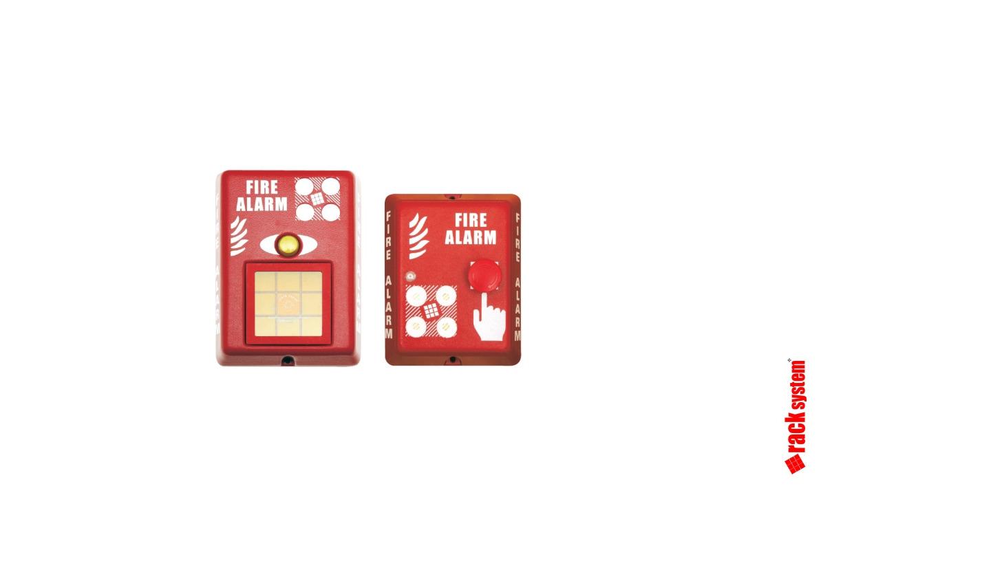 Logo Alarms and detectors