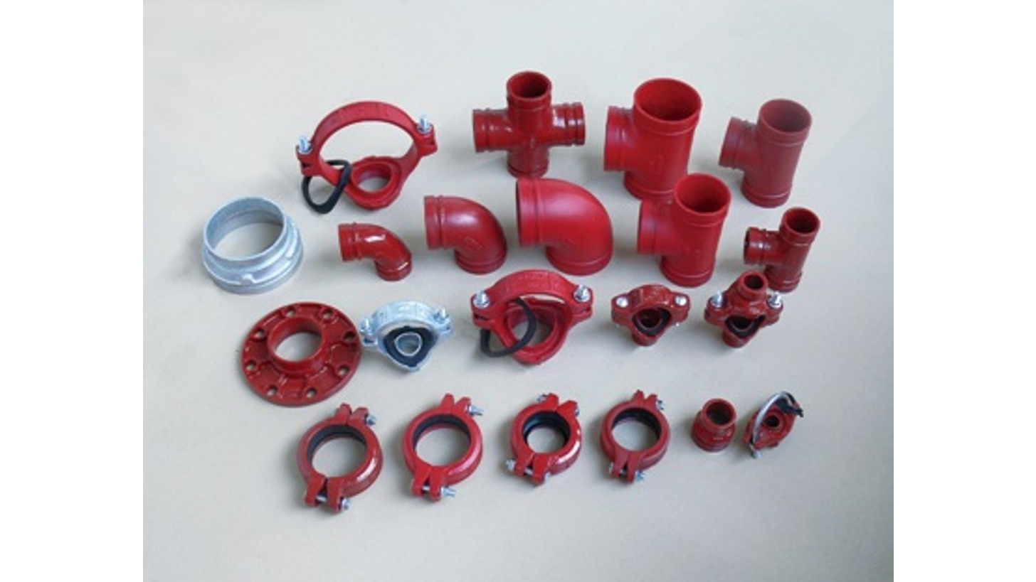Logo Grooved Fittings and Couplings